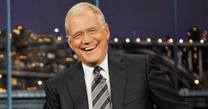 Musical-összeállítással búcsúzunk David Letterman műsorától