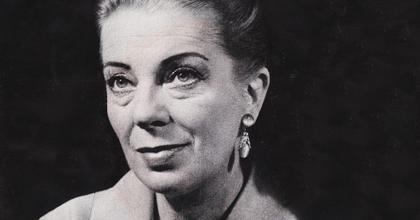 100 éve született Sennyei Vera
