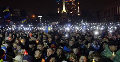 Színpadra állítják a kijevi válság eseményeit