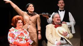 A legjobb rendezés díját hozta el Brassóból a Csokonai Színház