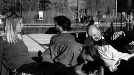 """""""Minden próbára jutott ihletett pillanat"""" – Interjú Oberfrank Rékával"""