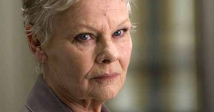 Judi Dench iskolai színjátékban szerepel