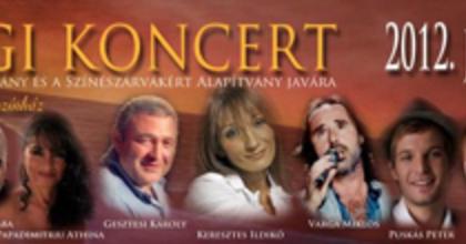 Farsangi jótékonysági koncert a József Attila Színházban