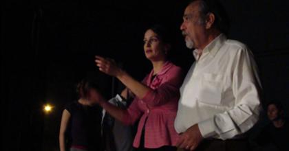 Gyermekelőadásra készül a Honvéd Együttes színészkara