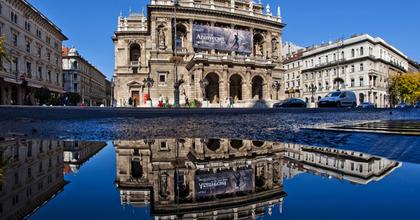 Gigatender az Operában - Új műhelyház és próbacentrum létesül