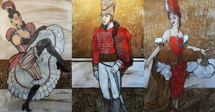 Az operett és én – Napokon belül a könyvesboltokban Horváth Péter kötete