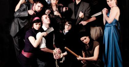 A kétely fátylai - Nosztalgiavonatra költözik a Gyilkosság a vacsorán