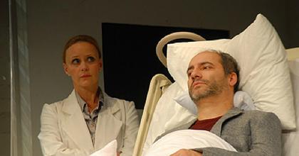 Kovács István a Centrál Színházban játszik