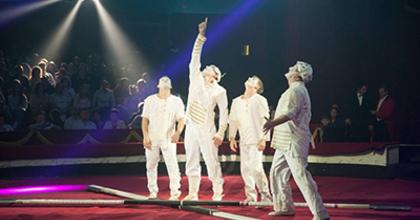 Látványos orosz produkció érkezik a 10. Nemzetközi Cirkuszfesztiválra