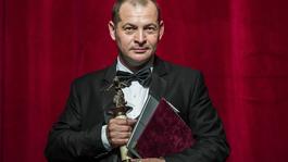 Nagy Csongor Zsolt kapta az idei Kaszás Attila-díjat