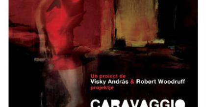 Caravaggio terminál - Visky András és Robert Woodruff projektje Kolozsváron