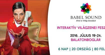 Babel Sound: Színház a Balatonnál!