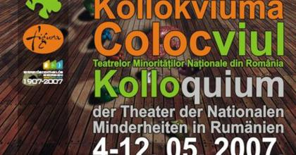 Romániai Kisebbségi Színházak Kollokviuma
