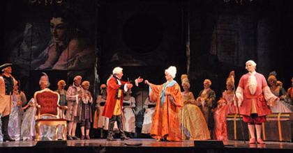 A Budapesti Operettszínház őszi kínálata