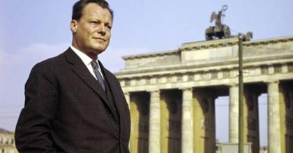Willy Brandt - Darabot mutattak be a kalandor kancellárról