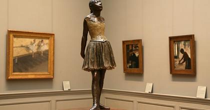 Musicalben kel életre Degas egyik legjelentősebb szobra