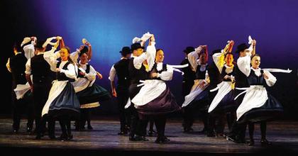 Férfi táncost keres a Duna Művészegyüttes