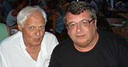 Beszélgetés Jancsó Miklóssal és Grunwalsky Ferenccel