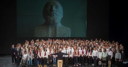 A Vörösmarty Színház hagyománnyá szeretné tenni a Szózat Ünnepét