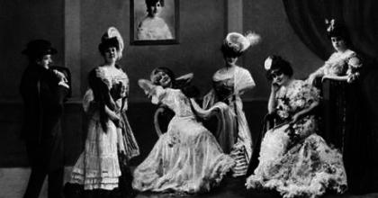 A vibráló érzékiség operettje - A Víg özvegy-történet