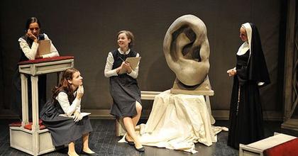 A kecskeméti Hangyaboly nyerte a Vidéki Színházak Fesztiválját