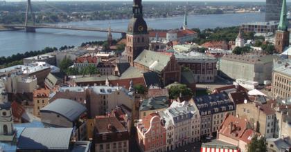 """Kulturális Fővárosként Riga """"gyöngyszem"""" volt - Értékelt a lett elnök"""