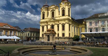 Temesvár lesz Európa egyik kulturális fővárosa 2021-ben