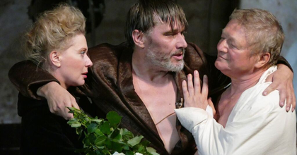 Új előadást tervezünk, a régire emlékezve – III. Richard a Nemzetiben