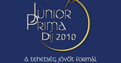 2010. évi Junior Prima Díjak