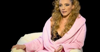 """Borbély Alexandra: """"Itt a közönség a partnered"""""""