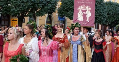 Táncprodukciókkal is vár az idei Barokk Esküvő Győrött