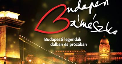 Budapesti legendák dalban és prózában - Kováts Kriszta és Nádasdy Ádám a Madách Stúdióban