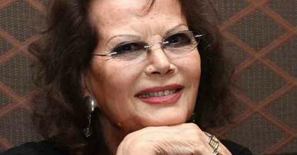 """Claudia Cardinale: """"Megható volt, hogy ennyi ember örült nekem"""""""
