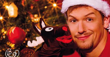Peller Károly karácsonyi CD-vel és koncerttel készül az ünnepekre