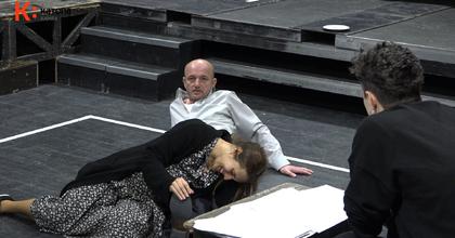 Platonov nyílt próba a budapesti Katonában – Videó