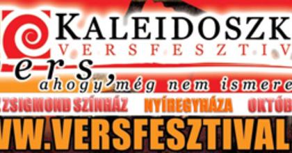 A Budapesti Kamaraszínház a VersFesztiválon játszik