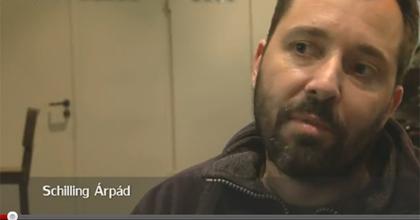 'Amikor elfogy a levegő'-Beszélgetés Schilling Árpáddal a Krízis utolsó napján
