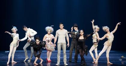 Táncos és színész válogatást hirdet a Recirquel újcirkusz-társulat