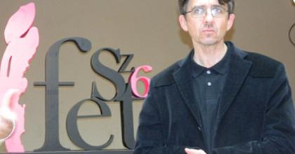 Színészek a kispadon - fórumbeszélgetés Nagyváradon