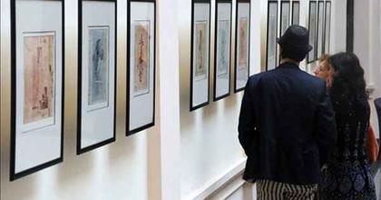 Kiállítás kíséri Az ember tragédiáját