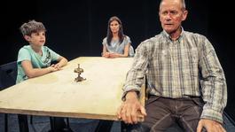 100. alkalommal látható a Diggerdrájver az Örkény Színházban