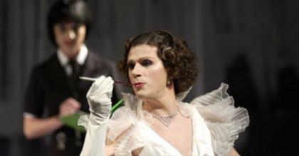 Belgrádi vendégjáték az Új Színházban