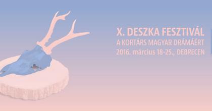 Kezdődik a X. DESZKA Fesztivál