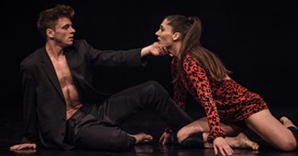 Pszicho-thriller és fizikai tánc - A Duda Éva Társulat a MU-ban