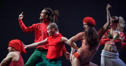 Újra VIRTUS -  A Trafóban az 1. magyar tánc-cirkuszi produkció