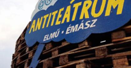 Antiteátrum - Kreatív energiavesztés a Szigeten