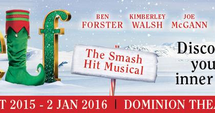A West End eddigi legdrágább jegyét árulják az Elf musicalre