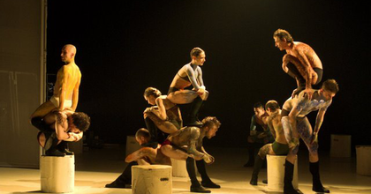 Kalevala - Debreceni Csokonai Színház, Fortedanse