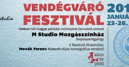 4 napig Budapesten vendégeskedik az M Studio Mozgásszínház