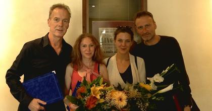 Radnay, Hirtling és Sághy kapta a legjobb színészeknek járó díjat Székesfehérváron